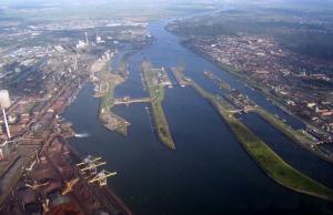 sluis IJmuiden