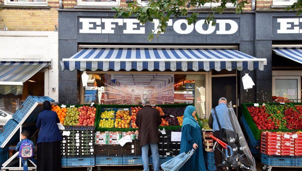 Marokkanen Amsterdam